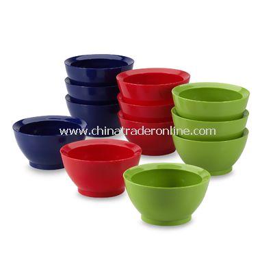 La Jolla Single Serving Bowls (Set of 4), BPA Free