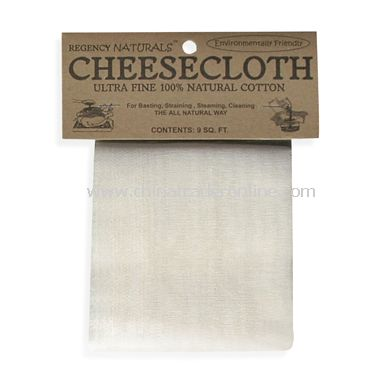 Pyrex Cheese Cloth