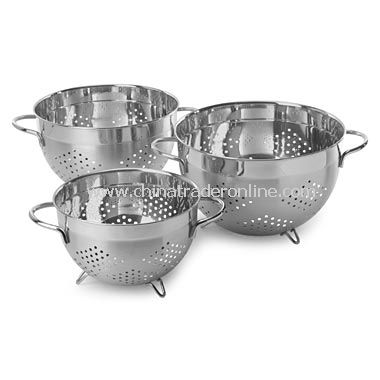 Stainless Steel Colanders from China