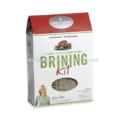 Turkey Herb Brining Kit