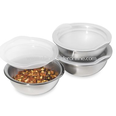 Pinch Bowls (Set of 3)