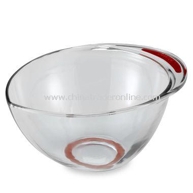Pyrex 2 1/2 Quart Teardrop Bowl from China