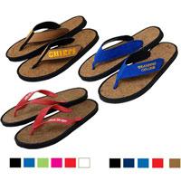 Recycled Fiber Flip Flop Sandals