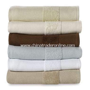 Hotel Spa Waffle Bath Towels