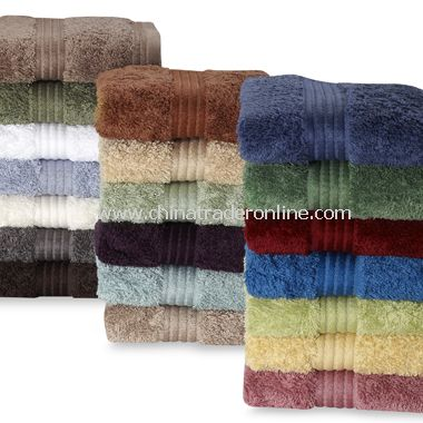 Hotel Towels, 100% Supima Cotton