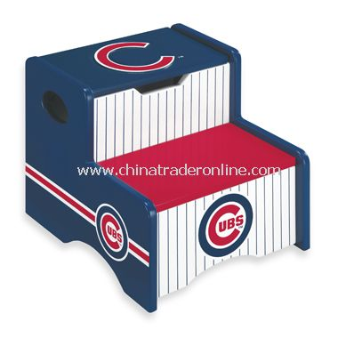 Major League Baseball Cubs Storage Step-Up