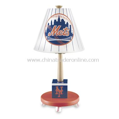 Major League Baseball Mets Table Lamp