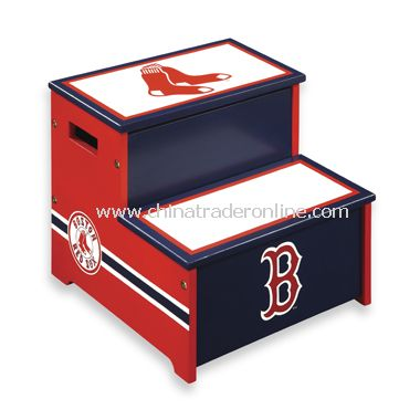 Major League Baseball Red Sox Storage Step-Up