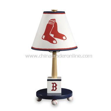 Major League Baseball Red Sox Table Lamp
