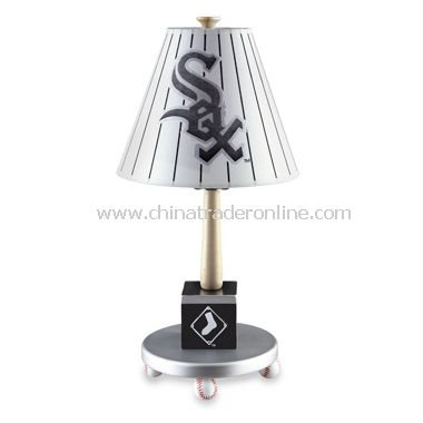 Major League Baseball White Sox Table Lamp