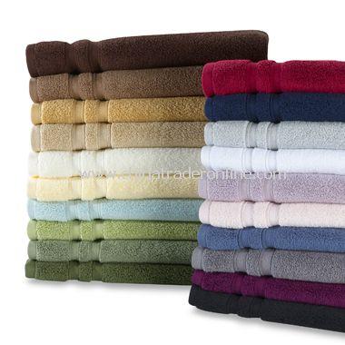 Suite Platinum Microcotton Towels, 100% Cotton