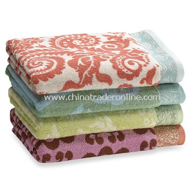 Amy Butler Bath Towels, 100% Cotton Organic Blend