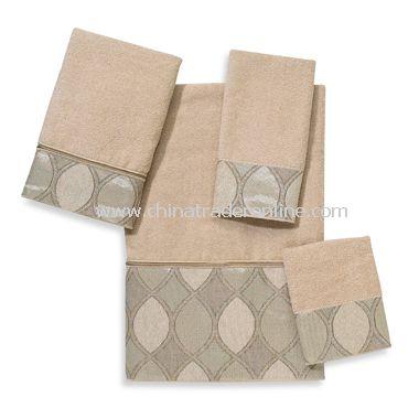 Avanti Eclipse Linen Towels, 100% Cotton