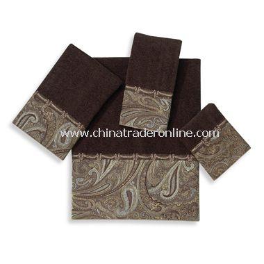 Bradford Towels by Avanti, 100% Cotton