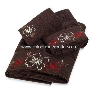 Cassie Bath Towels, 100% Cotton