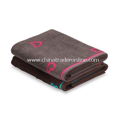 DKNY Sweetheart Bath Towels, 100% Cotton