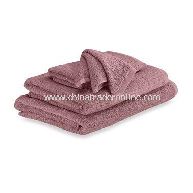 Dri Soft Rose Bath Towels, 100% Cotton
