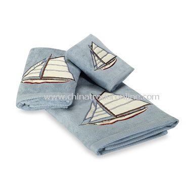 Fair Harbour Bath Towels, 100% Cotton