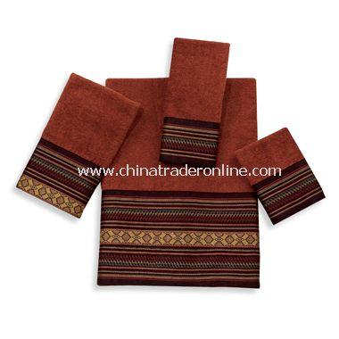 Fiesta Copper Towels by Avanti, 100% Cotton