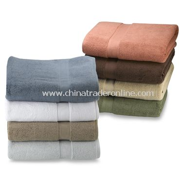 Forever Luxury Towels, 100% Cotton