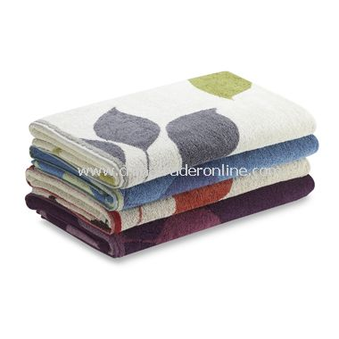 Kas Caspian Bath Towels, 100% Cotton