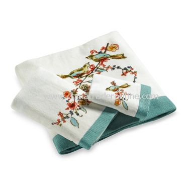 Print Bath Towel Collection, 100% Cotton from China