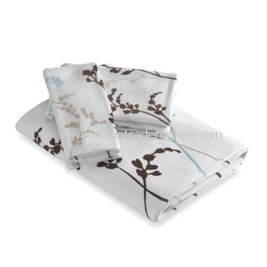 Reflections Floral Bath Towels from China