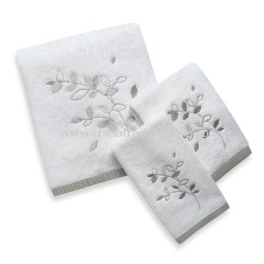 Spring Lake Bath Towels, 100% Cotton