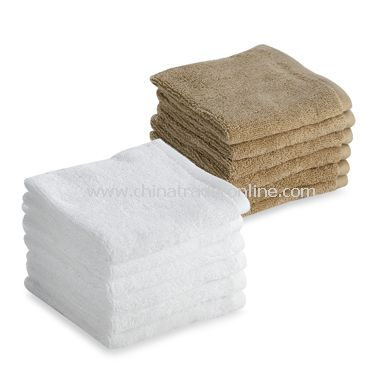 Tranquility Washcloth Sets, 100% Cotton from China