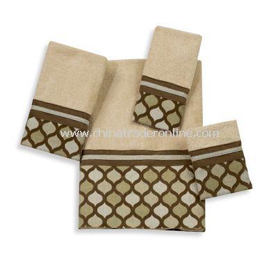 Uptown Linen Towels by Avanti, 100% Cotton
