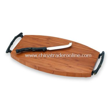 2-Piece Cheese Board Set