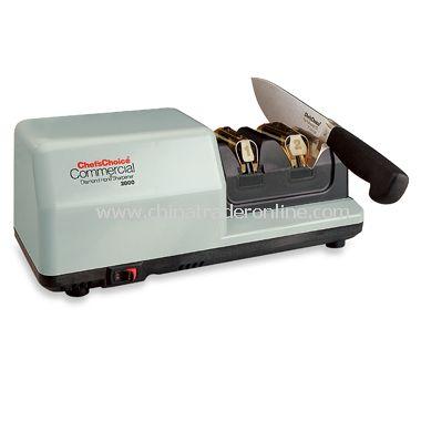 2000 Commercial Diamond Hone 2-Stage Knife Sharpener