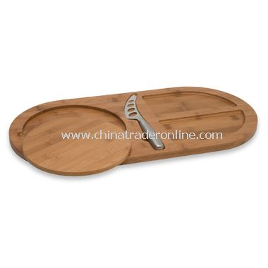 Cheese Board Set with Cheese Knife
