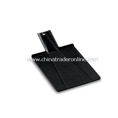 Chop to Pot Black Chopping Board