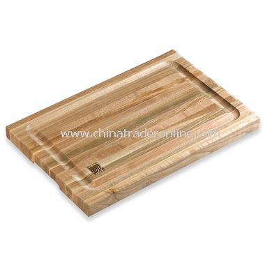 Cutting Board With Juice Wells