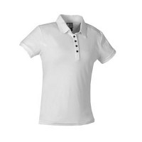 Ladies Tague Nut & Bamboo Polo