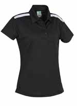 Ladies Wimbledon Eco Polo