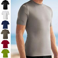 Mens Recycled All Weather T-Shirt