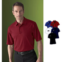 Mens Recycled Polyester Performance Polo