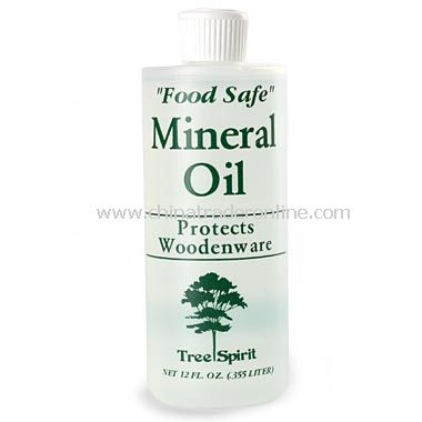 Mineral Oil Cutting Board Protectant