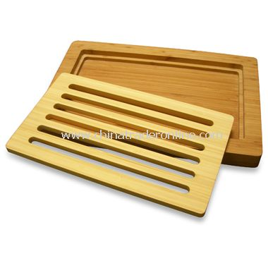 Totally Bamboo Breadboard