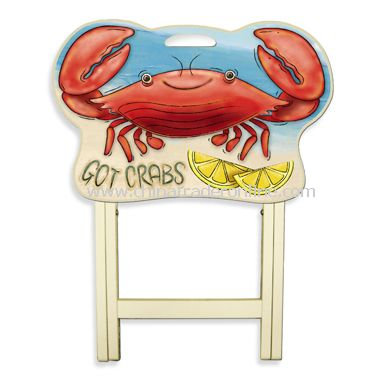 Crab TV Tray
