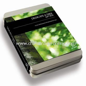 Dedicate a Tree Gift Box