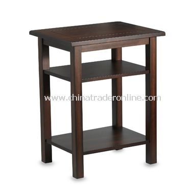 Harrison Walnut Accent Table