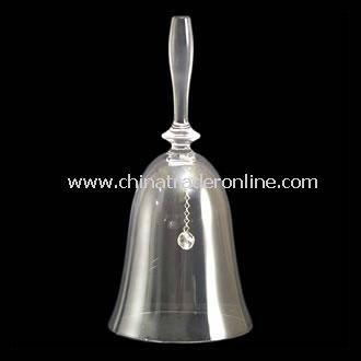Personalised Crystal Bell
