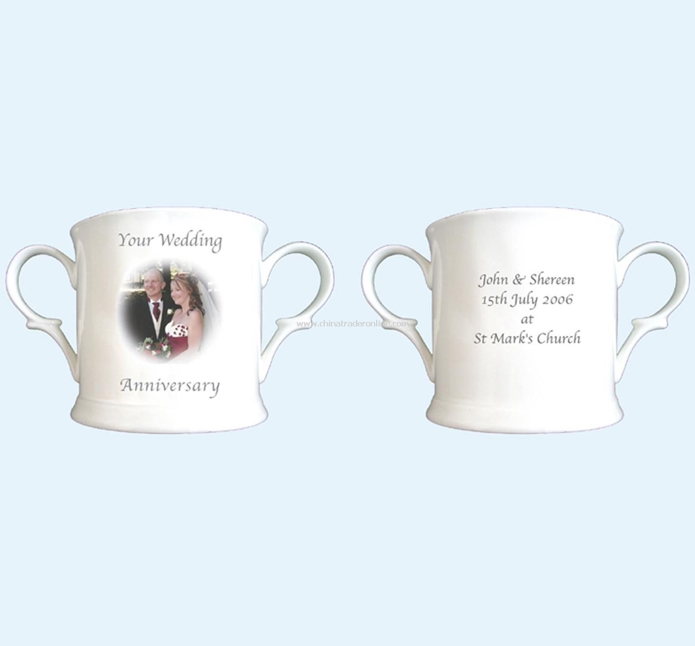 Photo Wedding Loving Cup from China