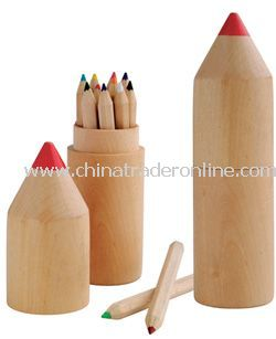 12 Piece Pencil Case