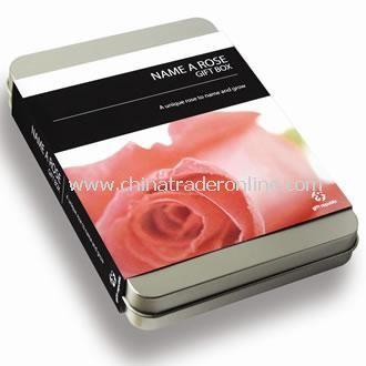 Name a Rose Gift Box