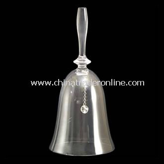 Personalised Crystal Bell
