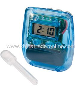 Water Powered Mini Clock